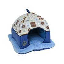 Cama Para Cães - Cama Tenda Luxo Para Cães E Gatos
