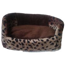 Cama Pra Cães Gatos Cama Pet Com Almofada Tamanho M Luxo M4