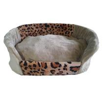Cama Sofá Cachorro Cães /caminha Tam Médio / Pet Kit Com 3