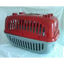 Caixa De Transporte Cachorro E Gatos Pequeno Porte