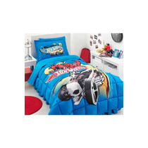 Hot Wheels Skull Conjunto Sono