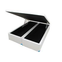 Cama Box Baú Bipartido Queen Size 1,58 X 1,98 X 0,40 Fábrica