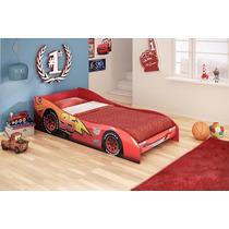 Mini Cama Carros Disney Vermelha - Pura Magia