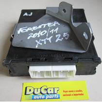 Modulo Caixa Cambio Da Sucata Subaru Forester Xtt 2.5 10 11