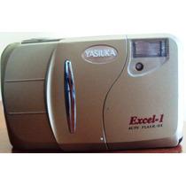 064 Prd- Antiga Máquina Fotográfica Analógica Yasiuka Flash