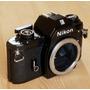 Camera De Filme Nikon Em Para Colecionador, Estado De Novo!