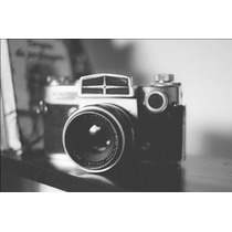Câmera Analógica Miranda Sensorex Filme 35mm