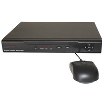 Dvr Stand Alone Compacto Luxvision 4 Canais Full D1 Com Hdmi