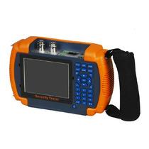 Testador De Cftv Cameras Ip Portatil Tela 3,5
