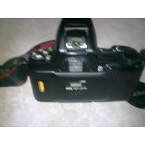 Camera Fotografica De Filme Nikon F 601 Af Made In Japan