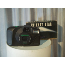 (sergioschw) Câmera Máquina Fotográfica Twinway Star 35 Mm