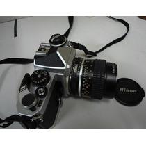 Câmera Fotográfica Nikon Fe