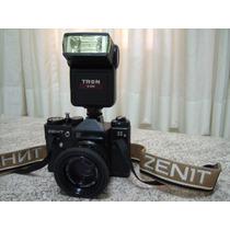 Máquina Fotográfica Zenit 11x Nova