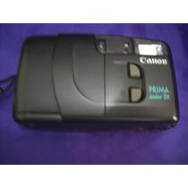 Câmera Máquina Fotográfica Canon Prima Junior Dx