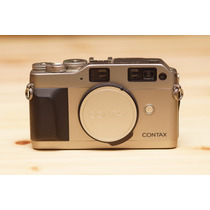 Contax G1 Auto Fcus Camera De Filme 35 Mm Carl Zeiss