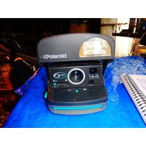 Maquina Fotográfica Polaroid 600 .