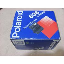 Maquina Fotografica Polaroid 636 Close Up Impecavel
