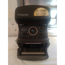 Antiga Maquina Fotográfica Polaroid 600 - Leio O Anúncio!!!