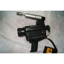 Filmadora Antiga Super 8 Sankyo Mod Sound Xl-600s Rara Leia!