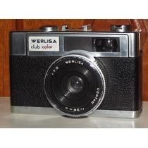 Camera Maquina Fotografica Antiga - Werlisa