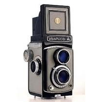 Antiga Máquina Fotográfica Yashica - A De 1959