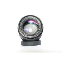 Lente Canon Fd 50mm F1.4 - Leia !!!!
