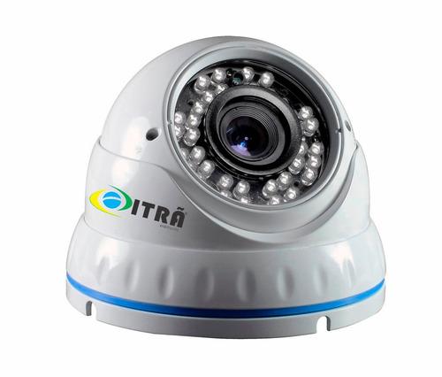 Cameras de vigilancia residencial ahd m 720p dome metal - Camera de vigilancia ...