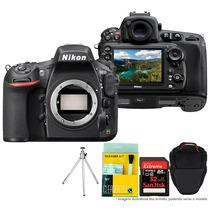Câmera Nikon D810 Corpo - Full Frame Kit 32gb C/10 Loja Sp