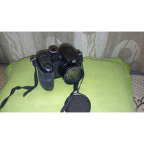 Camera Semi Profissional Ge Semi Nova