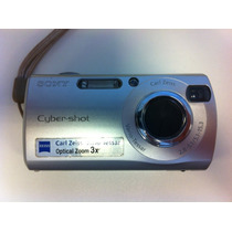 Câmera Digital Sony Modelo Dsc-s40 Cyber-shot 4.1 Mega Pix