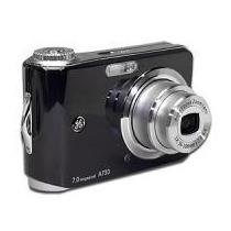 Câmera Digital Ge A730 + Cabos + Case + Cd E Manuais.