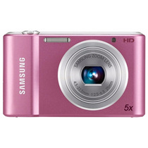 Camera Fotografica Digital Samsung 14.2mp Filma Em Hd