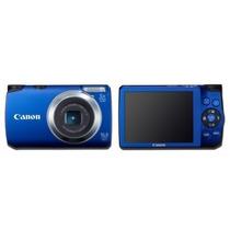 Cãmera Digital Powershot A3300 Ls Azul - Canon