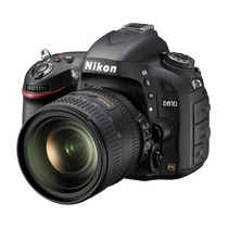 Camera Nikon D610 Full Frame Com Lente 24-85mm Com Nf