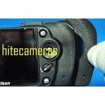 Nikon D90 Borracha Trazeira