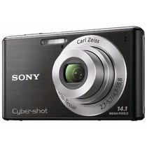 Câmera Digital Sony Cyber-shot Dsc-w530 14.1 P Retirar Peças