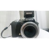 Câmera Digital Olympus 18x Semi Profissional