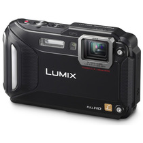 Panasonic Lumix Dmc Ts5 16.1mp Wifi 3d Gps Prova Dagua