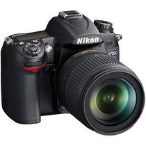 Nikon Dslr D7000 Com Lente Nikon 18-105mm Dx V