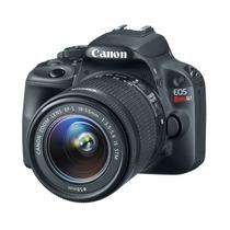 Câmera Canon Rebel Sl1 + 18-55mm Eos100d + 16gb, Classe 10