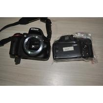 Nikon D5100 Unidade Do Lcd