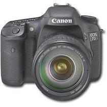 Canon - Eos 7d 18.0- Slr Camera - Com Lentes 28 135