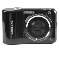 Camera Digital Samsung Es28 Preto