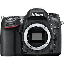 Camera Nikon D7100 Kit Com Bolsa+32gb+tripe+ Lente 18-105mm