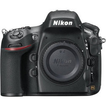 Nikon D800 Slr Digital Camera (body Only)
