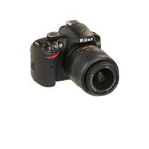 Câmera Digital Nikon D3200, 24.2mp, Lcd 3.0 , Vídeos Em Full