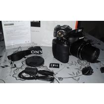 Câmera Fotográfica Sony H Series Dsc-h300 20.1 Megapixel