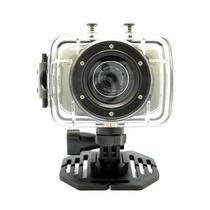 Câmera Filmadora Digital Hd Bike Sport Action Prova Dágua