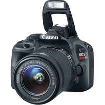 Canon Rebel Sl1 - 18 Mpx + Lente Ef-s 18-55mm Stm +8gb