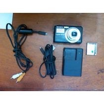 Camera Digital Sony Cybershot Dsc S980 Peças E Partes Np Bk1